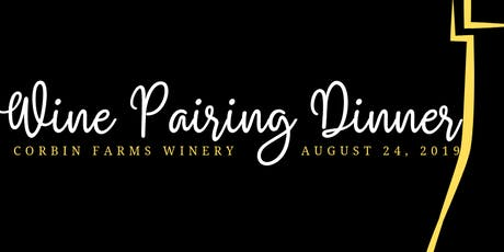 Wine Pairing Dinner Friday tickets