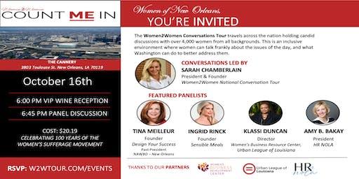 Women2Women - New Orleans