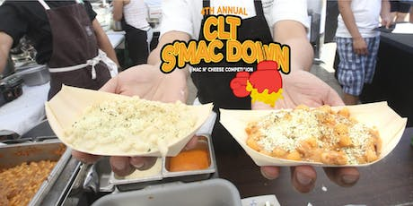 CLT s'MACdown: Mac-n-Cheese & Craft Beer Tasting tickets
