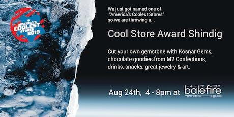 Cool Store Award Shindig tickets