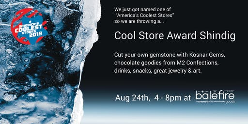 Cool Store Award Shindig