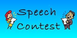 "Toastmasters Division D ""Areas 41, 42, 43"" Fall Speech Contest"