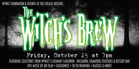 Witches Brew Halloween Bash - A Taste from the Culinary Cauldron tickets