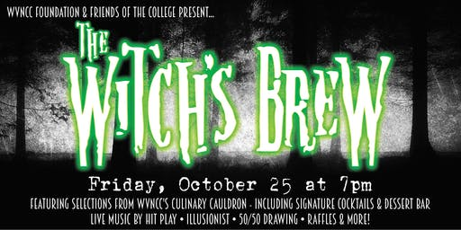 Witches Brew Halloween Bash - A Taste from the Culinary Cauldron