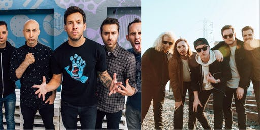 SIMPLE PLAN & STATE CHAMPS: Where I Belong Tour 2019