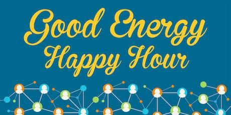 Good Energy Happy Hour tickets