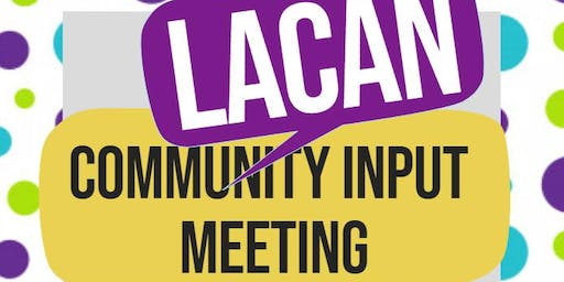 LaCAN Meeting