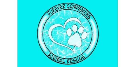 Furever Companions Animal Rescue Fundraiser tickets