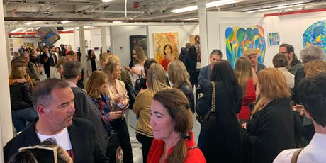 "NYAFAIR ""TriBeCa's Contemporary Art Fair"" Preview, September 5 2019 (6-9PM) tickets"