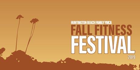 Huntington Beach Family YMCA Fall Fitness Festival - Vendors/Sponsors tickets