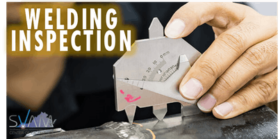 Welding Inspection Training Course -  Fall 2019
