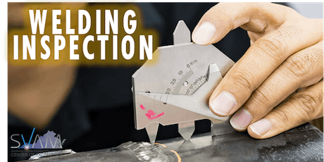 Welding Inspection Training Course -  Fall 2019 tickets