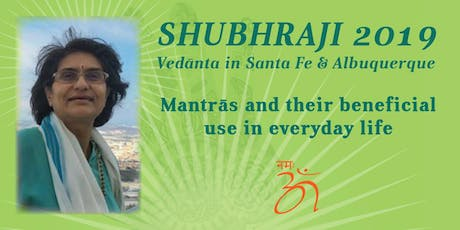 Shubhraji -Mantras and their beneficial use in everyday life tickets
