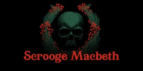 Scrooge Macbeth by David MacGregor tickets