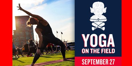 Yoga on the Field 2019 tickets