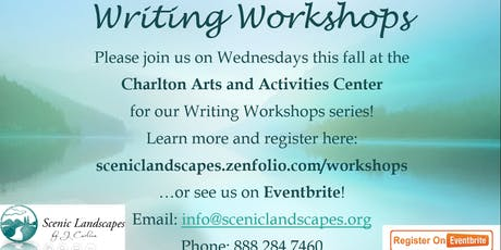 Writing Workshop Series tickets