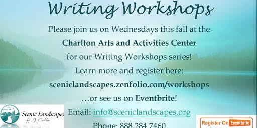 Writing Workshop Series