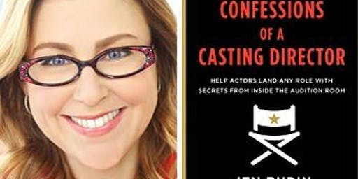 Intro to On-Camera for YOUNG ACTORS AGES 5 - 7 with Jen Rudin Casting