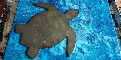 Sea Turtle Pour Class