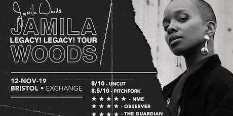 Jamila Woods tickets