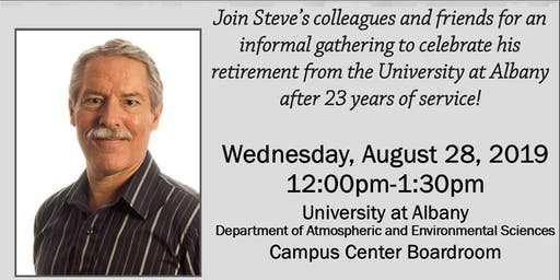 Steve Howe's Retirement Celebration