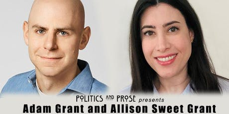 Adam Grant and Allison Sweet Grant | THE GIFT INSIDE THE BOX tickets