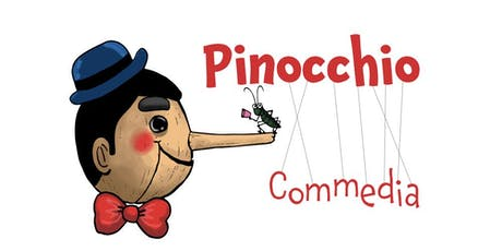 Pinocchio Commedia by Johnny Simons tickets