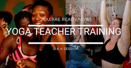 200 HR Yoga Teacher Training Q+A tickets