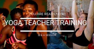 200 HR Yoga Teacher Training Q+A