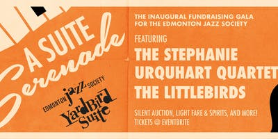 A Suite Serenade – Fundraising Gala for the Yardbird Suite