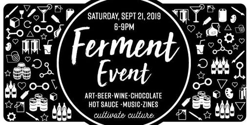 Ferment Event 2019