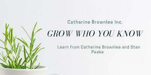 Grow Who You Know