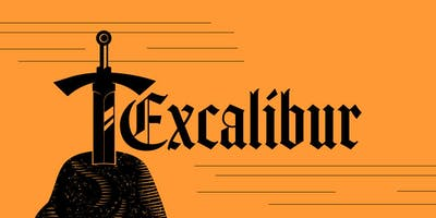 Excalibur by Michele L. ****