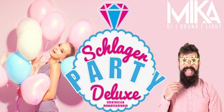 Schlagerparty Deluxe Tickets