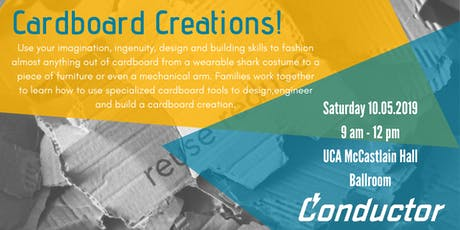 Cardboard Creations tickets