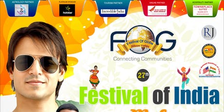 Festival of India - Mela and Fair (FREE ENTRY) tickets