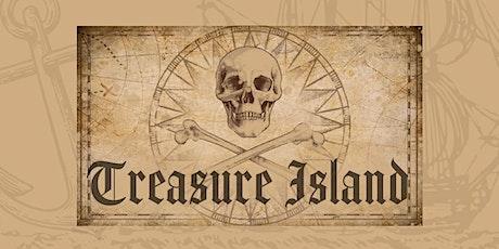 Treasure Island by Toby Hulse tickets