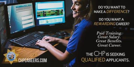 CHP Dispatcher Recruitment Seminar tickets