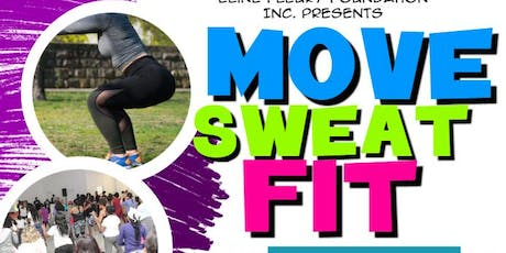 Move, sweat, and Fit Fitness Party  tickets