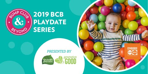 BCB Playdate with Torrance Gymboree Play & Music Presented by Seventh Generation! (Los Angeles, CA)