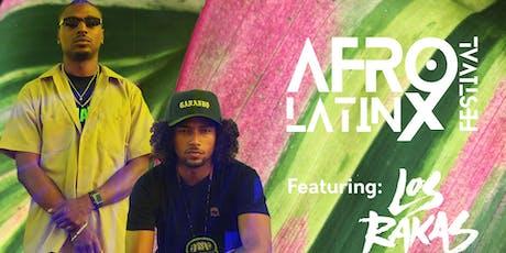 Afro-Latinx Festival 2019  tickets