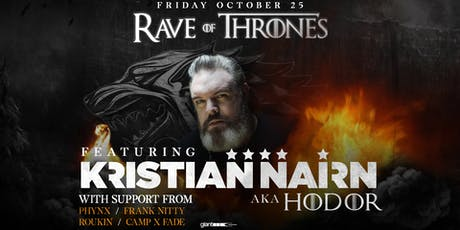 Avalon Presents: Kristian Nairn (aka Hodor) tickets