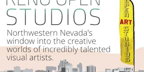 Reno Open Studios Annual Gallery Crawl tickets