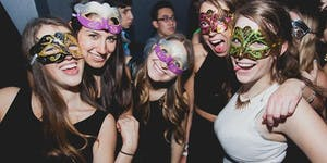 MASQUERADE PARTY @ FICTION NIGHTCLUB | FRIDAY AUG 23RD