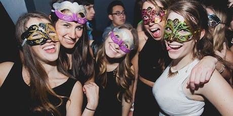 MASQUERADE PARTY @ FICTION NIGHTCLUB | FRIDAY AUG 23RD tickets