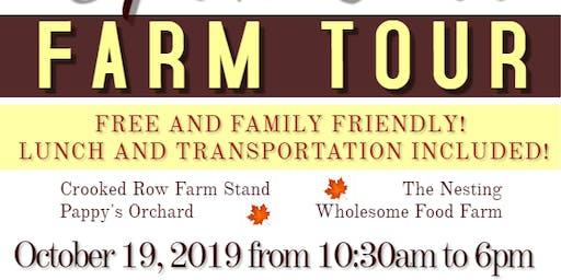 Lehigh Open Gate Farm Tour