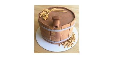 Cake Decorating at Yardbird 10/14
