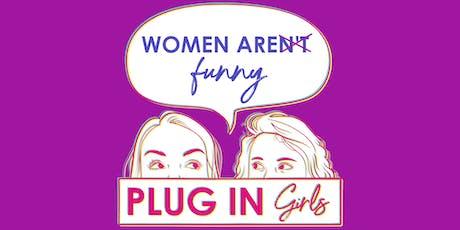 Women Aren't Funny tickets