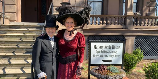 Top Hat Tour at Mallory-Neely House