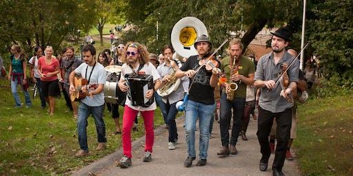 Bellwoods to Bentway Park Crawl w/ David Suzuki Foundation